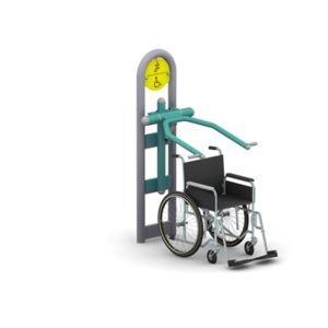 Wheelchair Accessible Sitting Press