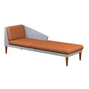 TIMELESS CHAISE LONGUE