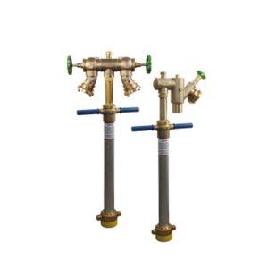 Stojak hydrantowy EWE do hydrantów podziemnych dn 80 1173008