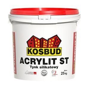 "ACRYLIT-ST – tynk silikatowy ""baranek"""
