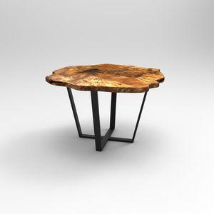 stół plaster Topola czarna