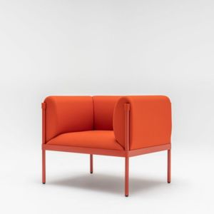 Stilt armchair