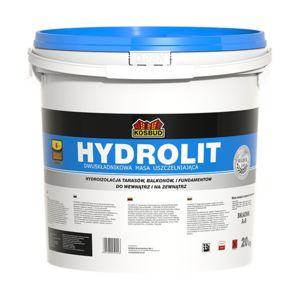 HYDROLIT – polimerowa dwuskładnikowa membrana uszczelniająca