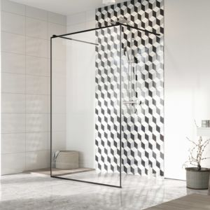Shower enclosure Modo X / Modo New Black I Frame