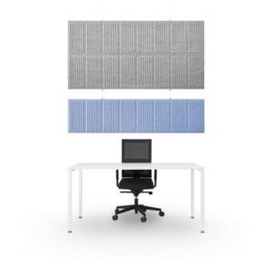 CELL panel sufitowy pionowy typu kurtyna CECK-2-8/4