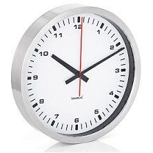 Zegar ścienny ERA - biały