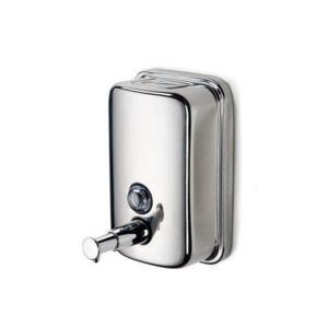 Liquid soap dispenser 0,5l DUO