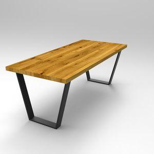 stół TRADITIONAL noga trapez