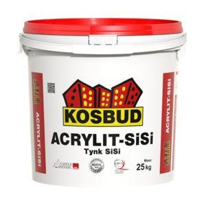 "ACRYLIT SiSi – tynk silikonowo-silikatowy ""kornik"""