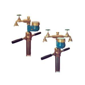 Stojak hydrantowy EWE do hydrantów podziemnych dn 80 1172008