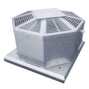 Wentylator dachowy RFV/EC