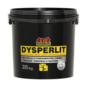 DYSPERLIT – dyspersyjna masa asfaltowo-kauczukowa