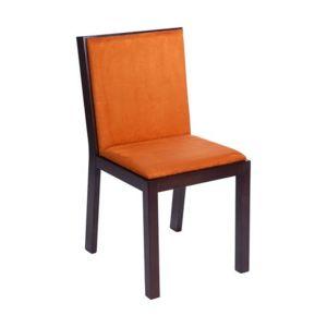 Krzesło tapicerowane Modern wenge