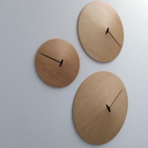 Okrągły dekor ścienny - Huo