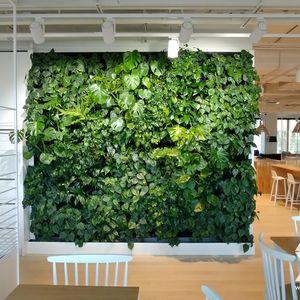 4 Nature Wall - zielona ściana z roślin na wymiar