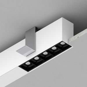 RAFTER points LED section recessed