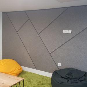 Filc PET na ścianę