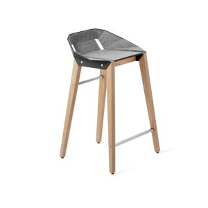 FELT DIAGO KITCHEN STOOL