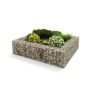 miniGABIONS - FLOWER BED