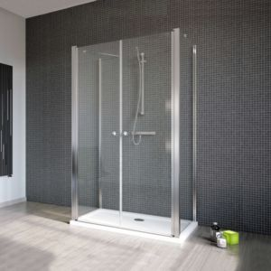 Shower doors Eos II DWD+2S