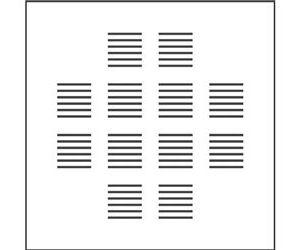 Płyta modułowa NIDA Aku L5x80n12