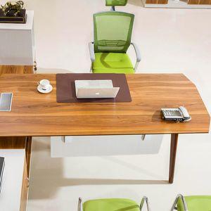 Nowoczesne biurko z pomocnikiem EVOLUTIO A109