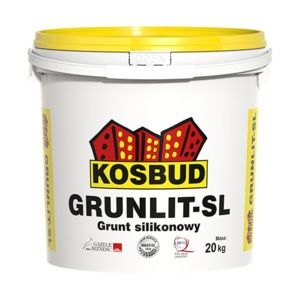 GRUNLIT-SL – grunt silikonowy
