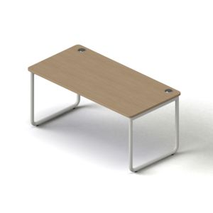 Freestanding desks