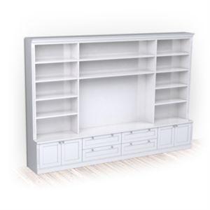 Bookcase set - classic line