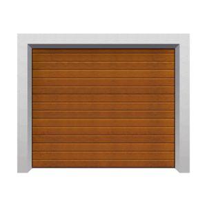 Brama garażowa CLASSIC, panel S