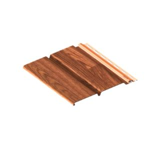 WOOD-GRAIN LAMINATED SOFFIT