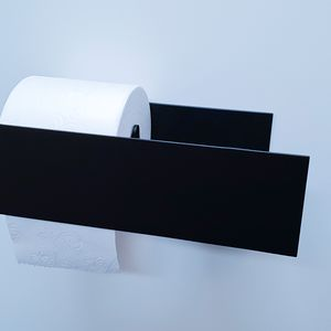 MA006 Poziomy uchwyt na papier toaletowy