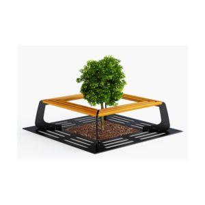 Osłona drzew York 0635