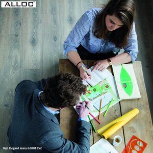 ALLOC Original Dąb Elegant szary 62001352