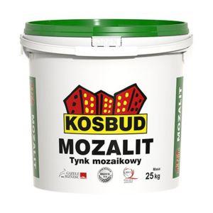 MOZALIT – tynk mozaikowy (gruboziarnisty)