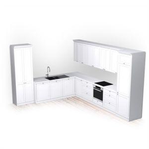 Kitchen set - classic line