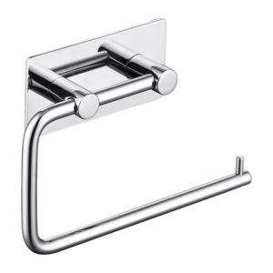 STRONG ST30510CR - Self-adhesive toilet roll holder, chrome