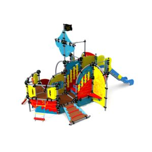 "Ship Playground ""Sea Dog"""