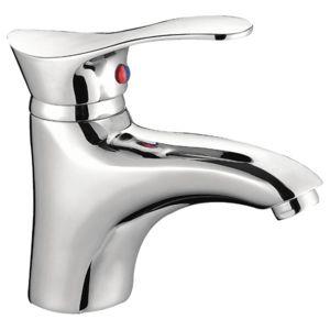 Standing washbasin mixer Padwa PVD