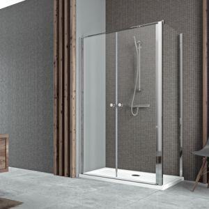Shower doors Eos II DWD+S