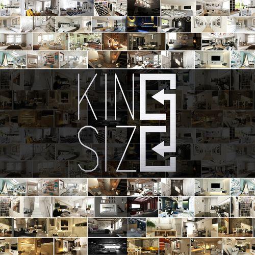 KING SIZE Architektura Wnętrz Kinga Kołodziej,