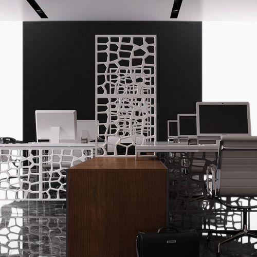 Openwork Moduloform panels