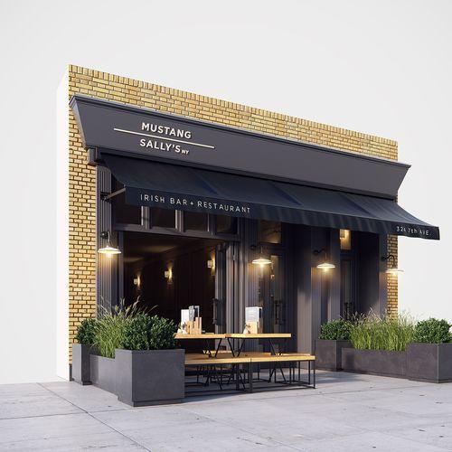 MUSTANG SALLY'S Irish bar + restaurant New York