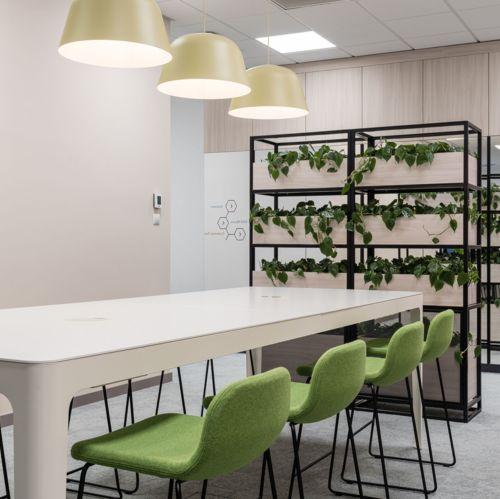 Nowe biuro firmy Roquette - to, co w naturze najlepsze
