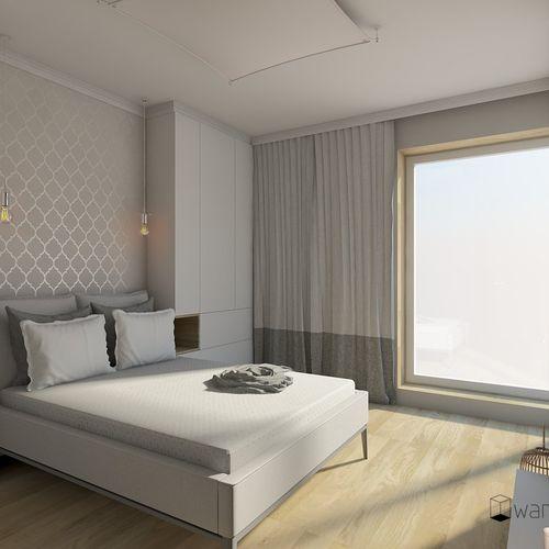 Suwałki, mieszkanie- cz.2- sypialnia & łazienka