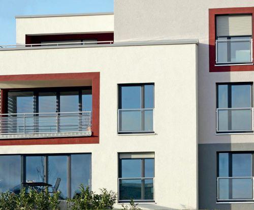 Aluminiowe okna i systemy przesuwne