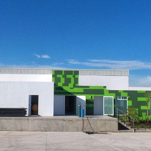 Wytwórnia lodu, Puebla