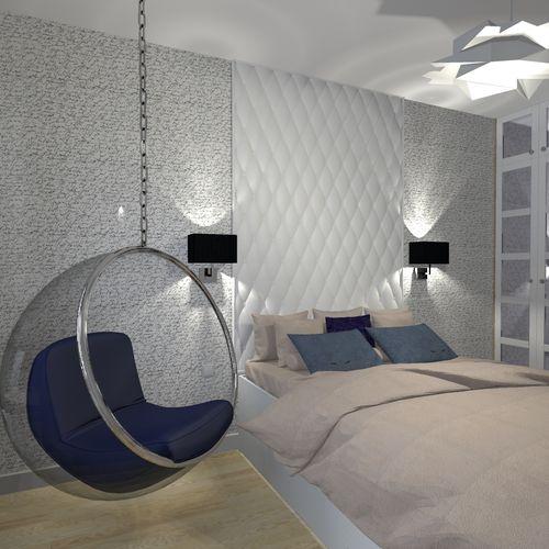 Projekt mieszkania w Piasecznie