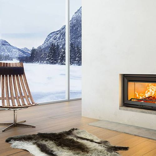 Wood stoves and fireplaces Jotul