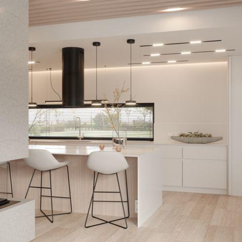 nowoczesny dom | modern house